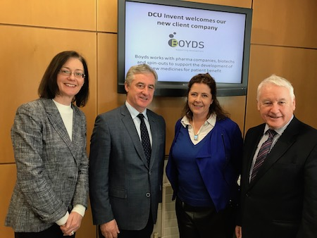 Boyds officially opens new office in Dublin