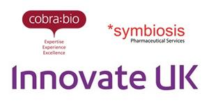 Cobra Biologics and Symbiosis awarded £1.9m ($2.5m USD) Innovate UK Grant