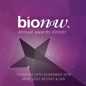 Shortlisted Nominees announced for the 2018 Bionow Awards