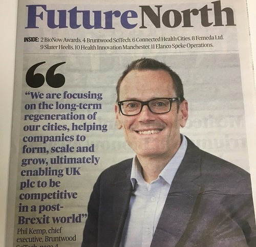 The Times FutureNorth - In Association with Bionow