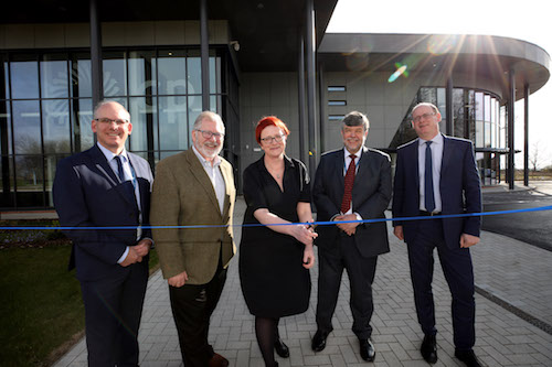 CPI Officially Launches National Healthcare Photonics Centre to Develop Next Generation Light-Based Treatments