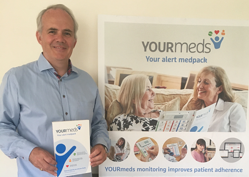 YourMedPack announces growth funding from Catapult Ventures for smart medication packs