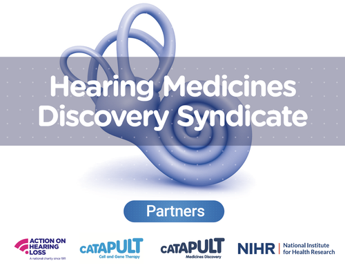 Hearing Medicines Discovery Syndicate launches to fast-track the development of hearing therapeutics