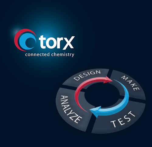 Pre-launch insight to Torx™, a new platform for small molecule discovery chemistry